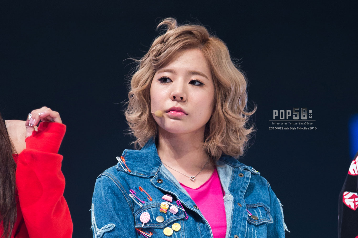 SNSD Sunny Asia Style Collection in Singapore