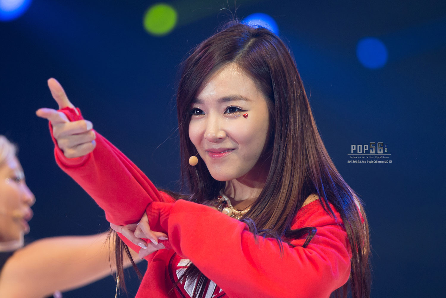 SNSD Tiffany Asia Style Collection in Singapore