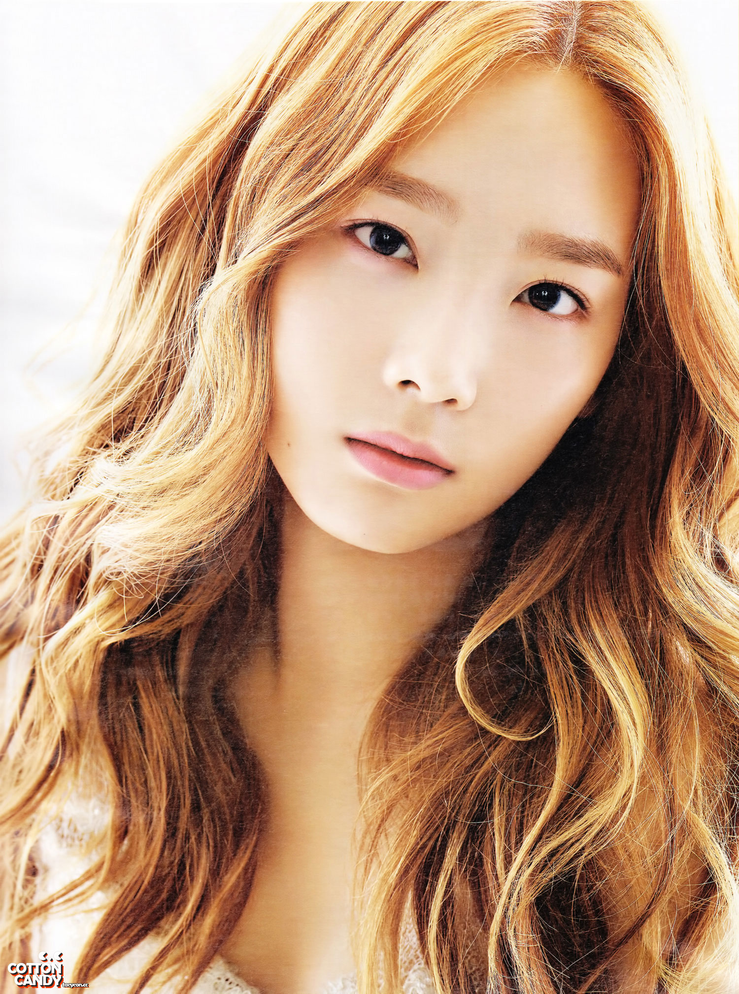 SNSD Taeyeon High Cut Magazine