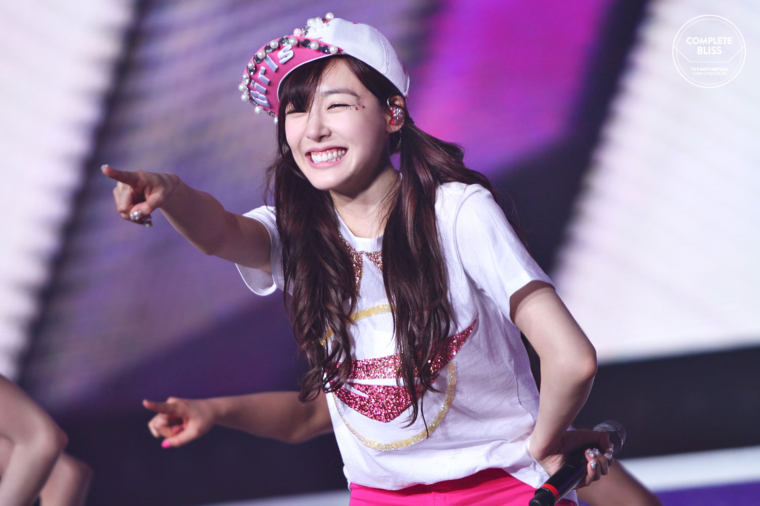 SNSD Tiffany World Tour 2013 Seoul HD