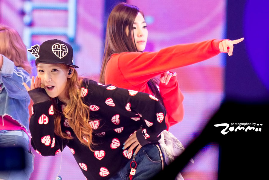 SNSD Taeyeon Tiffany Asia Style Collection Singapore