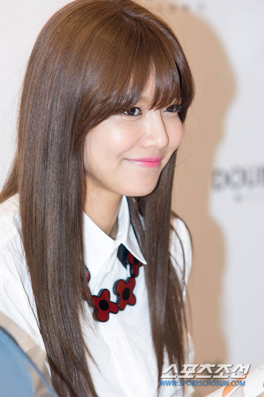 SNSD Sooyoung Doublem fansign event