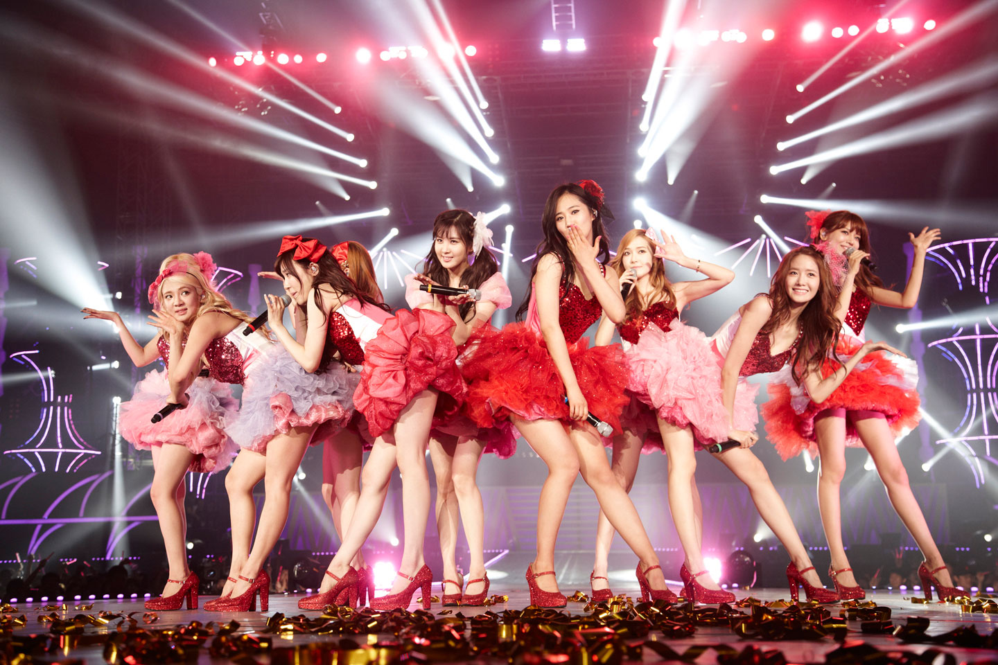 Girls Generation 2013 World Tour Seoul