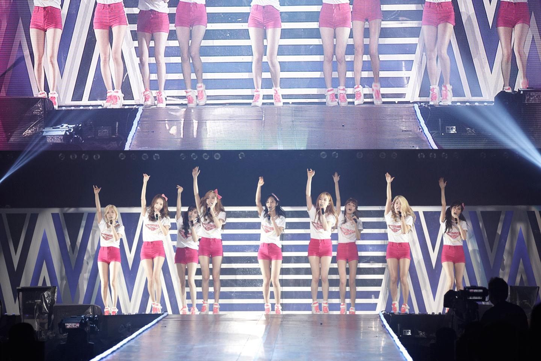 Girls Generation 2013 World Tour Seoul