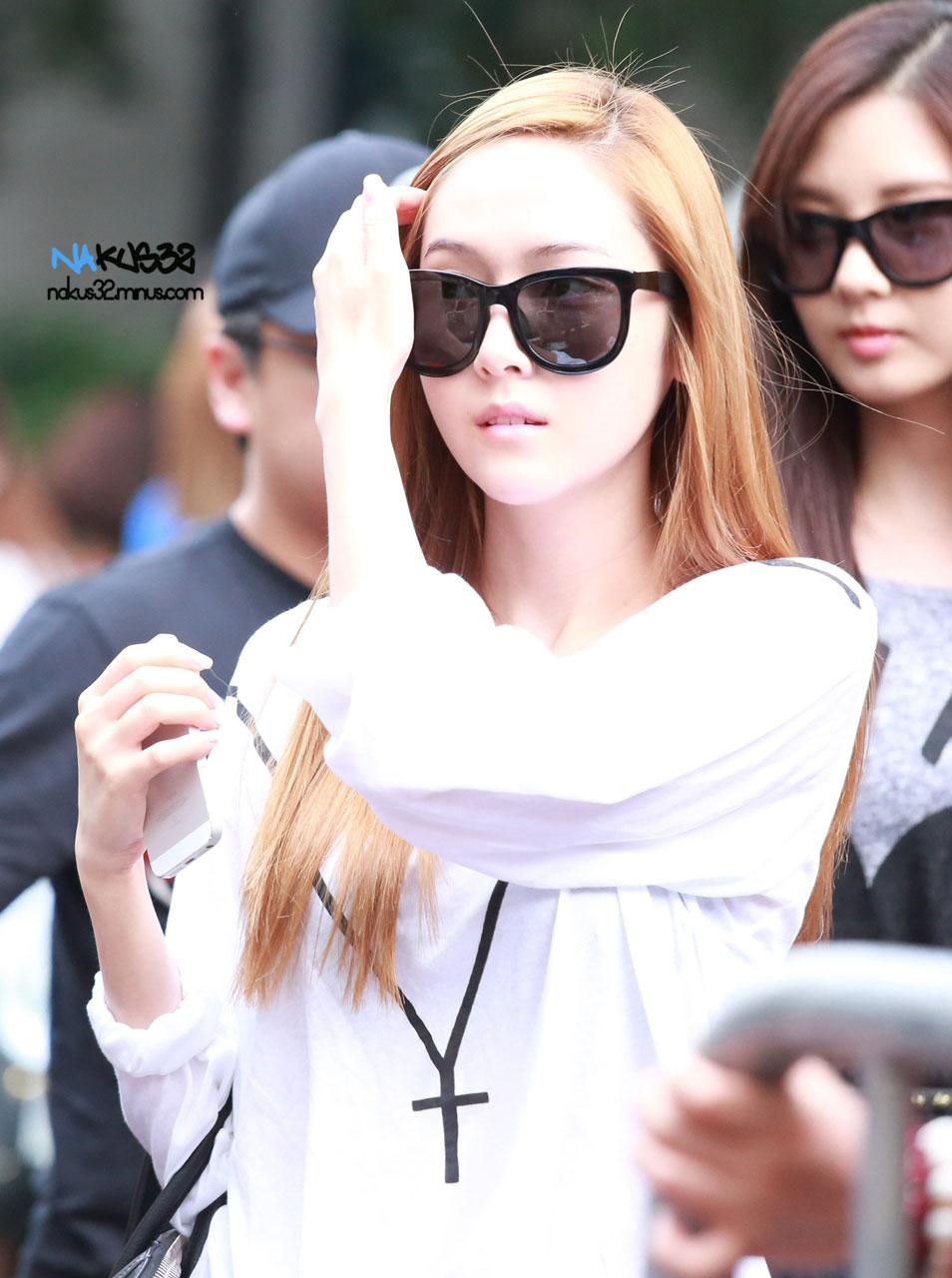 SNSD Jessica KBS Music Bank