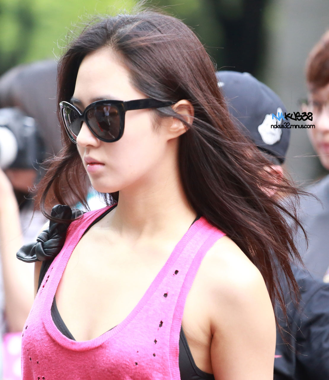 SNSD Yuri KBS Music Bank