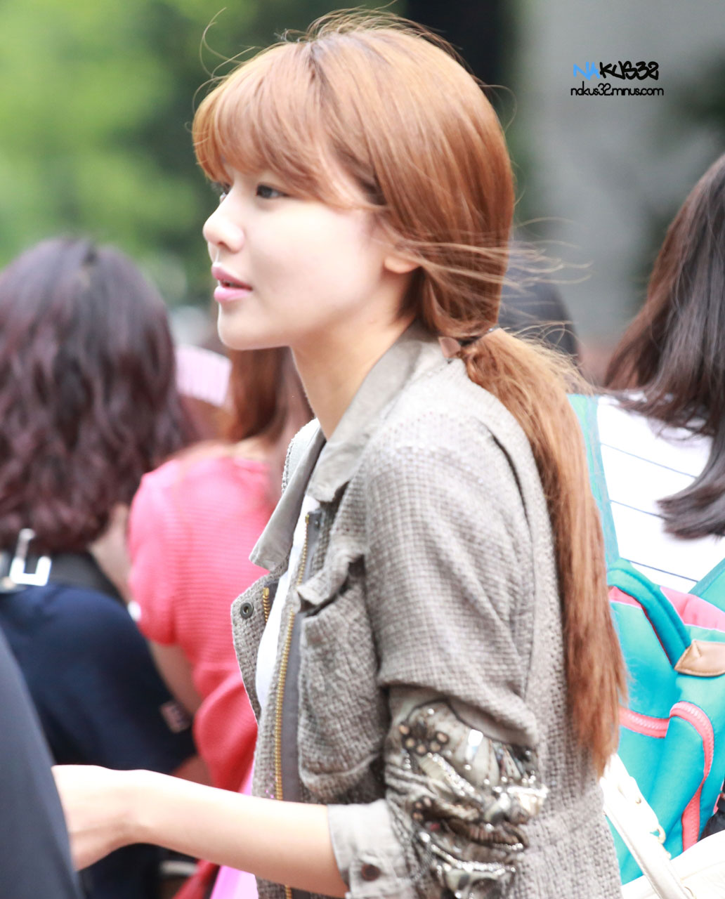 SNSD Sooyoung KBS Music Bank