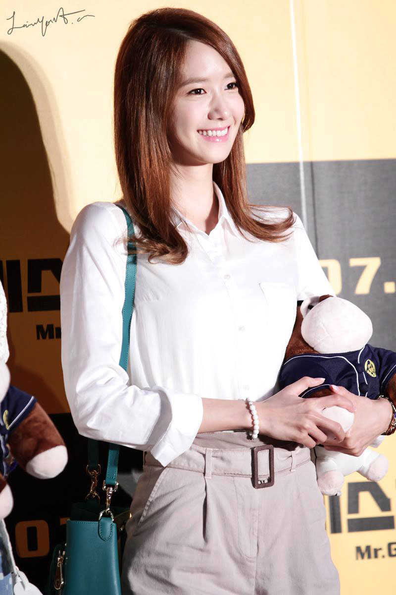 SNSD Yoona Mr Go movie premiere