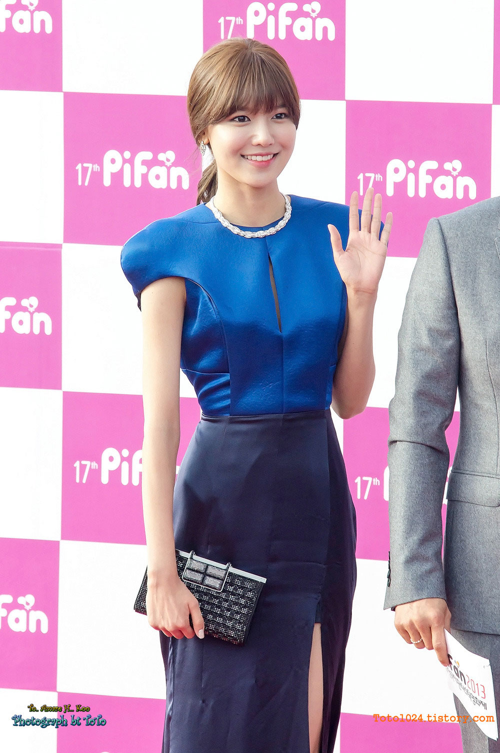 SNSD Sooyoung Puchon International Film Festival 2013
