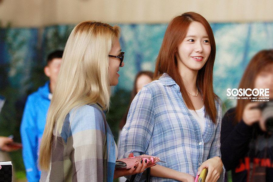 Girls Generation Yoona Gimpo Airport