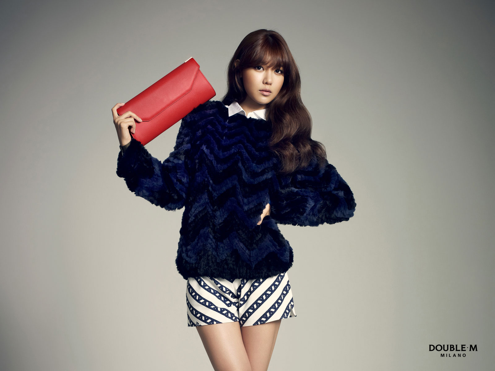 SNSD Sooyoung Doublem wallpaper