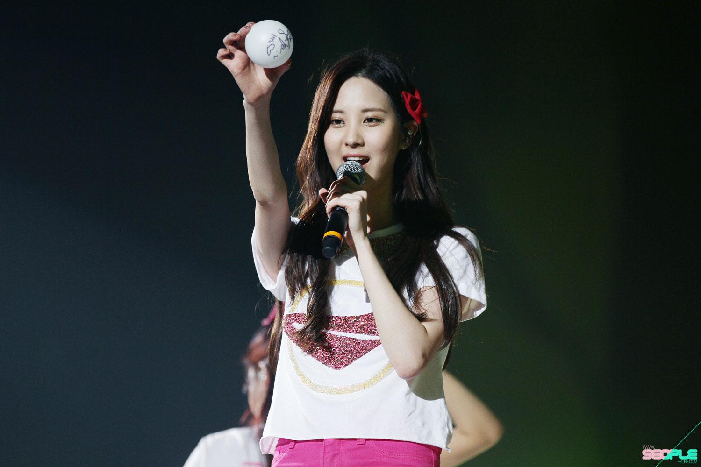 SNSD Seohyun World Tour 2013 in Jakarta