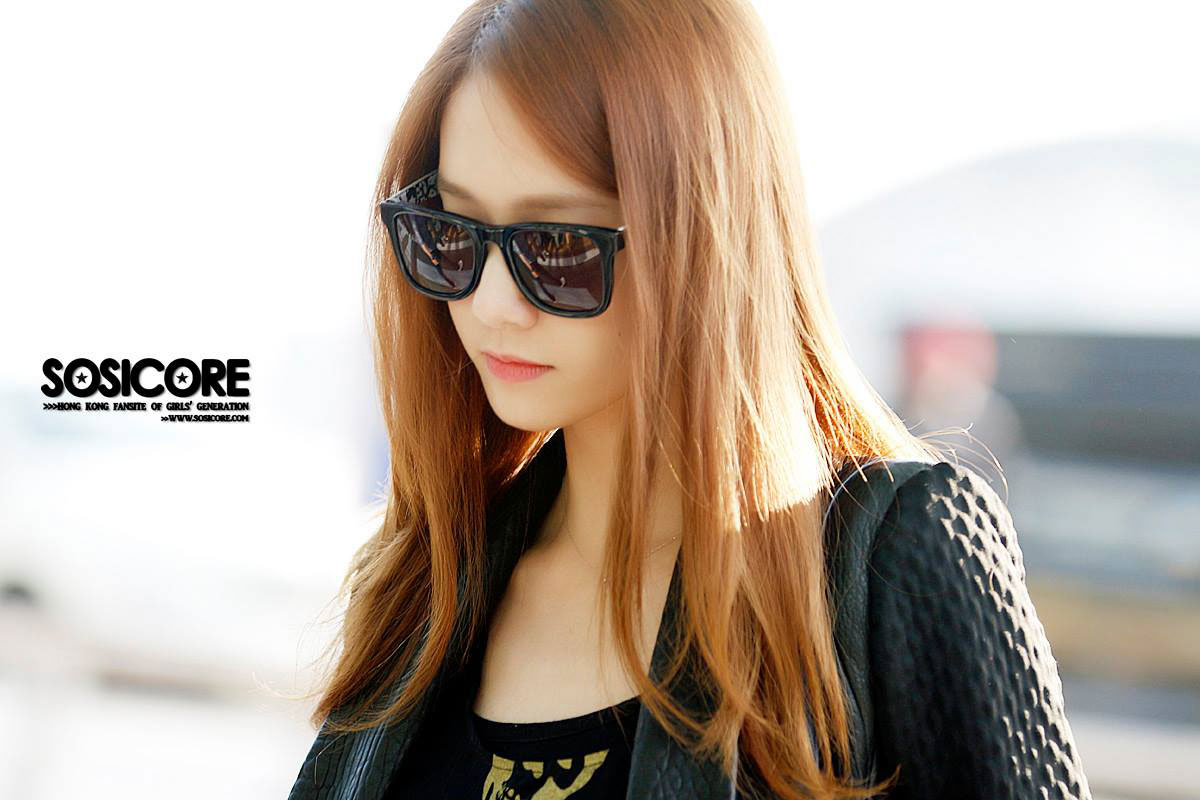 SNSD Yoona Incheon Airport to Singapore