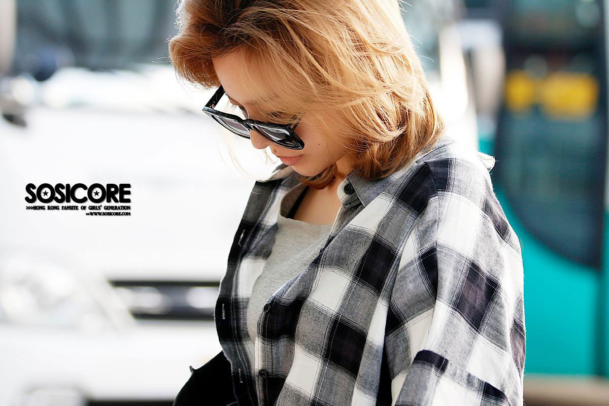 SNSD Sunny Incheon Airport to Singapore