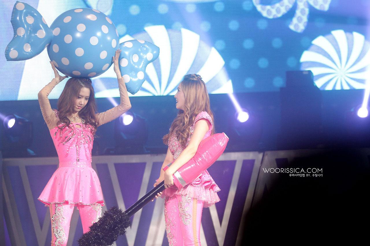 SNSD Jessica World Tour 2013 Jakarta
