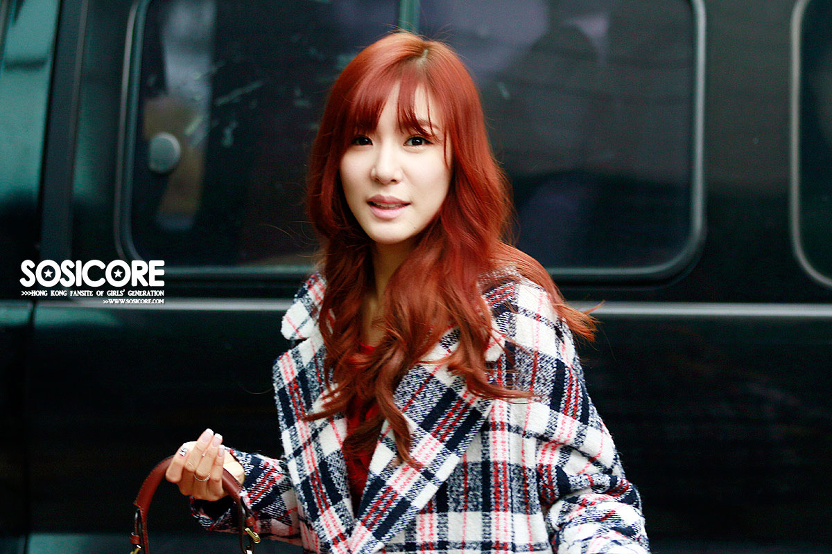 SNSD Tiffany KBS Open Concert Sosicore