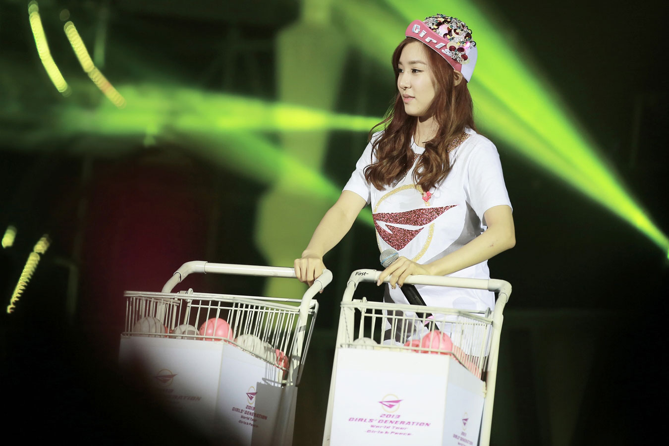 SNSD Tiffany World Tour 2013 Hong Kong First
