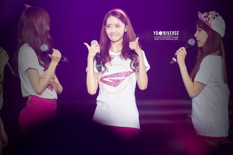 SNSD Yoona World Tour 2013 Hong Kong Yooniverse