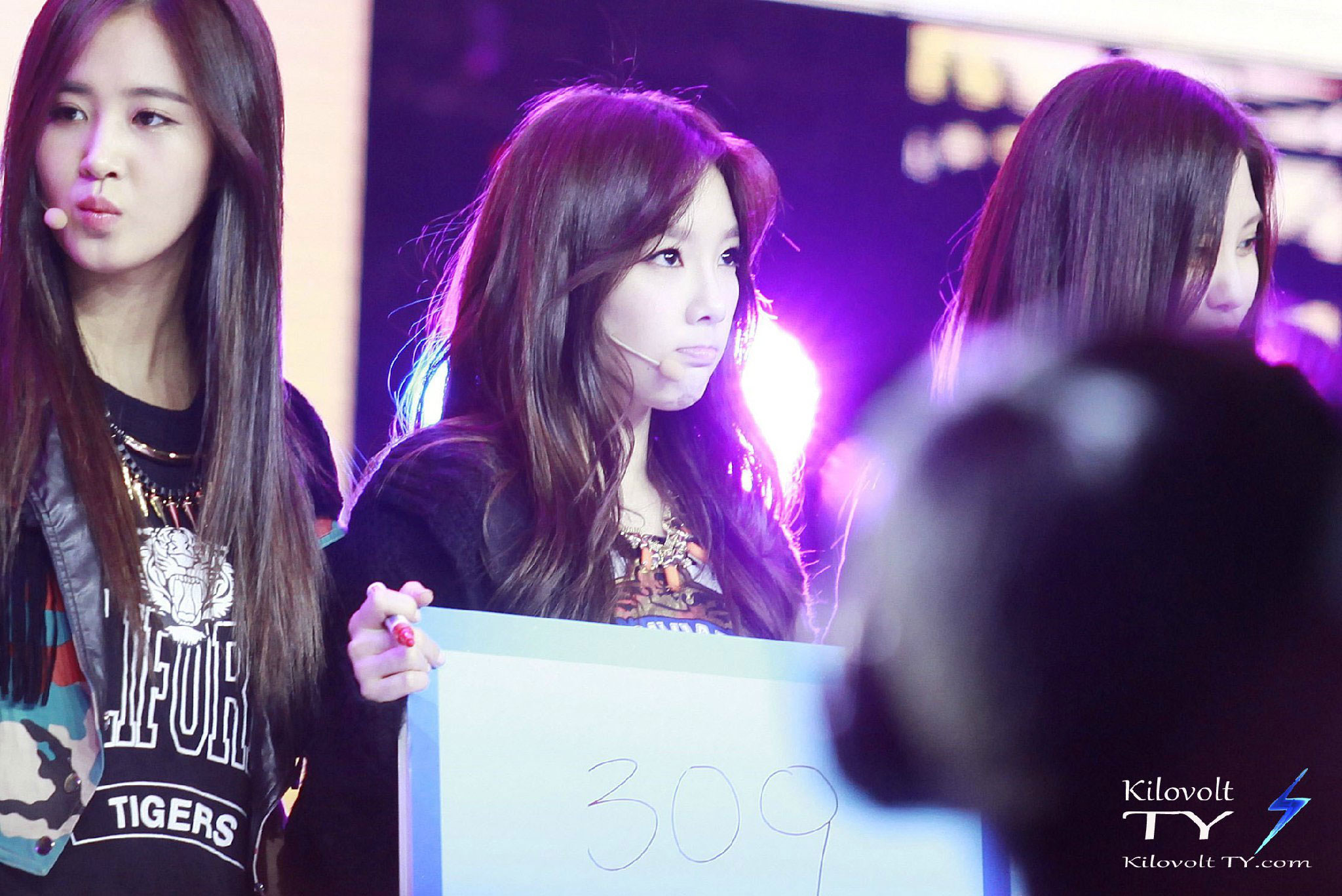 SNSD Taeyeon Blade and Soul Event in Shanghai