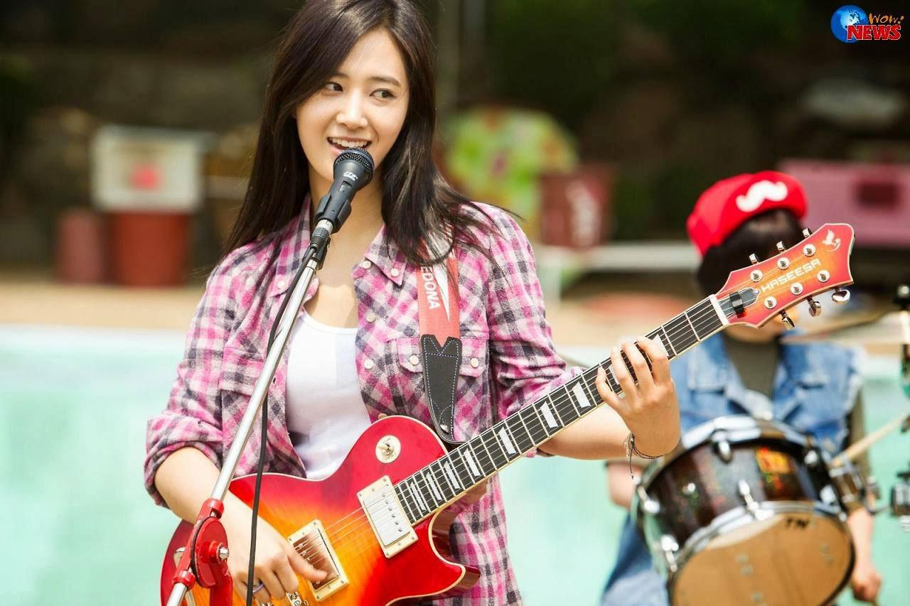 SNSD Yuri No Breathing movie